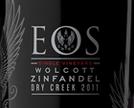 厄俄斯西格仙粉黛红葡萄酒(沃尔科特)(Eos Estate Single Vineyard Zinfandel,Wolcott,USA)