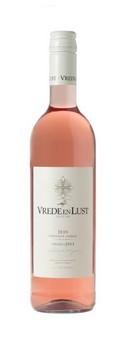 寻迹罗达杰斯桃红葡萄酒(Vrede en Lust Jess Dry Rose,Paarl,South Africa)