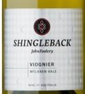 新格飞约翰福勒瑞维欧尼白葡萄酒(Shingleback JohnFoolery Viognier,McLaren Vale,Australia)