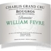 威廉·费尔宝歌园干白葡萄酒(宝歌特丘)(Domaine William Fevre Bougros, Cote Bouguerots, France)