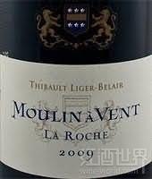 梯贝罗氏风磨红葡萄酒(Thibault Liger-Belair Moulin-a-Vent La Roche,Beaujolais,...)