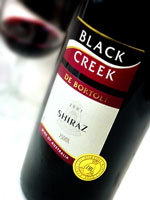 德保利黑溪谷西拉干红葡萄酒(De Bortoli Black Creek Shiraz,Hunter Valley,Australia)