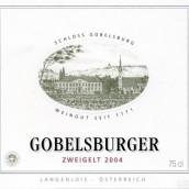 Schloss Gobelsburg Gobelsburger Zweigelt,Kamptal,Austria