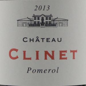 克里奈酒庄红葡萄酒(Chateau Clinet,Pomerol,France)