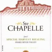 圣教堂酿酒师特别收货雷司令桃红葡萄酒(Ste.Chapelle Winemakers Special Harvest Riesling,Snake River...)