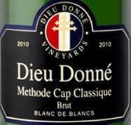迪奥恫起泡酒(Dieu Donne Methode Cap Classique,Franschhoek Valley,South ...)
