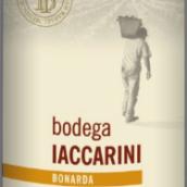 意卡里尼伯纳达干红葡萄酒(Bodega Iaccarini Bonarda,Mendoza,Argentina)