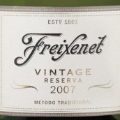 菲斯奈特珍藏极干型年份起泡酒(Freixenet Vintage Reserva Brut, Cava, Spain)