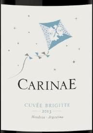 卡瑞尼布丽吉特特酿干红葡萄酒(Carinae Cuvee Brigitte, Mendoza, Argentina)