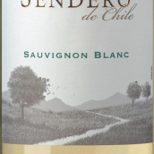 干露天路长相思干白葡萄酒(Concha y Toro Sendero Sauvignon Blanc, Central Valley, Chile)