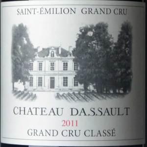 达索酒庄红葡萄酒(Chateau Dassault,Saint Emilion Grand Cru Classe,France)