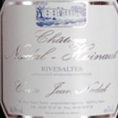 纳达尔·埃努酒庄吉恩·纳达尔特酿李伟萨维尔特甜红葡萄酒(Chateau Nadal Hainaut Rivesaltes Hors D'age Cuvee Jean Nadal...)