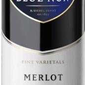 蓝仙姑梅洛红葡萄酒(法国)(Blue Nun Merlot, Vin de Pays d'Oc, France)