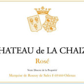 捷斯堡酒庄桃红葡萄酒(Chateau de La Chaize Rose,Beaujolais,France)