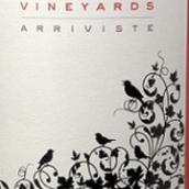 画眉酒庄雄心系列桃红葡萄酒(Blackbird Vineyards Arriviste Rose, Napa Valley, USA)