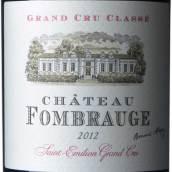 芳宝庄园红葡萄酒(Chateau Fombrauge,Saint-Emilion Grand Cru Classe,France)