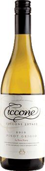 西科纳灰皮诺干白葡萄酒(Ciccone Wines Pinot Grigio,King Valley,Australia)