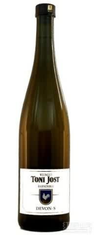 Weingut Toni Jost Hahnenhof Devon S Riesling Spatlese ...