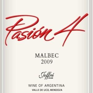 维纳多斯真爱世世马尔贝克干红葡萄酒(RJ Vinedos Pasion 4 Malbec,Uco Valley,Argentina)
