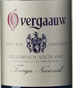 欧福佳国产多瑞加干红葡萄酒(Overgaauw Touriga Nacional,Stellenbosch,South Africa)