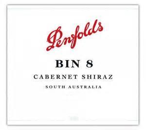 奔富Bin 8赤霞珠-西拉干红葡萄酒(Penfolds Bin 8 Cabernet-Shiraz,South Australia,Australia)