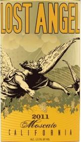 厄俄斯失乐天使莫斯卡托甜白葡萄酒(Eos Estate Lost Angel Moscato,California,USA)