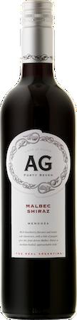 银谷AG马尔贝克西拉干红葡萄酒(Argento AG Forty Seven Malbec Shiraz, Mendoza, Argentina)