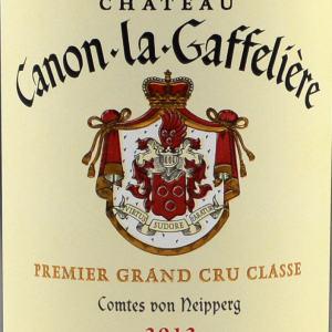 卡农嘉芙丽酒庄红葡萄酒(Chateau Canon La Gaffeliere,Saint-Emilion Grand Cru Classe,...)