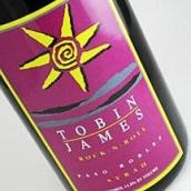 托宾詹姆斯摇滚西拉干红葡萄酒(Tobin James Cellars Rock&Roll Syrah,Paso Robles,USA)