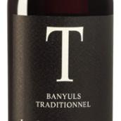 卡哲仕宝利园班努传统天然甜红葡萄酒(Domaine Cazes Les Clos de Paulilles Banyuls Traditionnel,...)