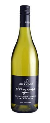 舍伍德斯特尼系列长相思干白葡萄酒(Sherwood Estate Stoney Range Sauvignon Blanc,Marlborough,New...)