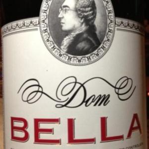 多姆贝拉干红葡萄酒(Dom Bella,Serra Gaucha,Brazil)