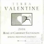 瓦伦丁酒庄桃红葡萄酒(Terra Valentine Rose,Napa Valley,USA)