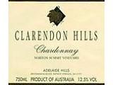 克拉伦敦山诺顿峰霞多丽干白葡萄酒(Clarendon Hills 'Norton Summit' Chardonnay, Clarendon, Australia)