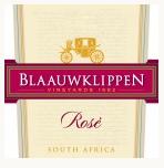 蓝岩精选品种桃红葡萄酒(Blaauwklippen Cultivar Selection Rose,Stellenbosch,South ...)