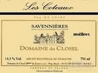 Domaine du Closel Savennieres Les Coteaux,Loire,France