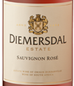 黛眉斯多索维农桃红葡萄酒(Diemersdal Sauvignon Rose,Durbanville,South Africa)