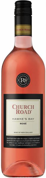 车德路桃红葡萄酒(Church Road Rose,Hawkes Bay,New Zealand)