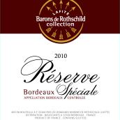 拉菲珍藏波尔多干红葡萄酒(Barons de Rothschild Collection(Lafite)Reserve Rouge,...)