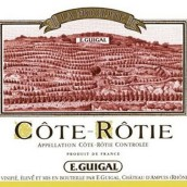 吉佳乐世家拉慕林红葡萄酒(E.Guigal La Mouline,Cote Rotie,France)