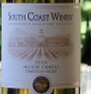 南部海岸加利麝香白葡萄酒(South Coast Canelli Muscat,California,USA)