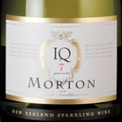 莫顿IQ7限量起泡酒(Morton Estate IQ7 Limited Edition,Hawke's Bay,New Zealand)
