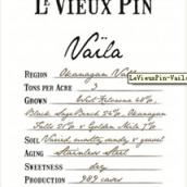维厄品黑皮诺桃红葡萄酒(Le Vieux Pin Vaila Pinot Noir Rose,Okanagan Valley,Canada)
