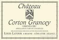 路易拉图科尔登-格兰塞干红葡萄酒(Louis Latour Chateau Corton Grancey,Cote de Beaune,France)