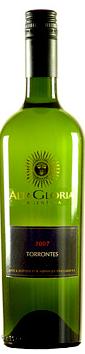 门多萨格洛里亚特浓情白葡萄酒(Mendoza Vineyards Alta Gloria Torrontes,Mendoza,Argentina)