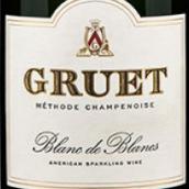 格鲁埃酒庄特级干型桃红葡萄酒(Gruet Winery Grand Rose,New Mexico,USA)