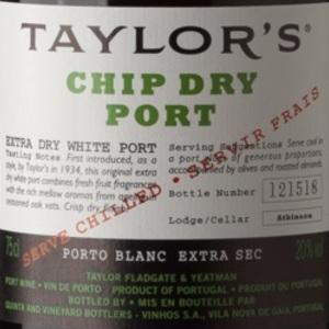 泰勒奇普干白波特酒(Taylor's Chip Dry White Port,Douro,Portugal)