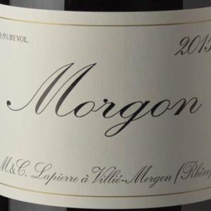 马赛尔拉皮尔干红葡萄酒(Domaine Marcel Lapierre,Morgon,France)