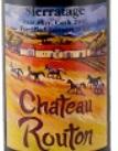 路腾酒庄塞拉山巴贝拉波特风格加强酒(Chateau Routon Sierratage Barbera Port,Sierra Foothills,USA)