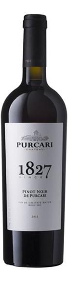 普嘉利黑皮诺干红葡萄酒(Purcari Pinot Noir,South Eastern Moldova,Moldova)
